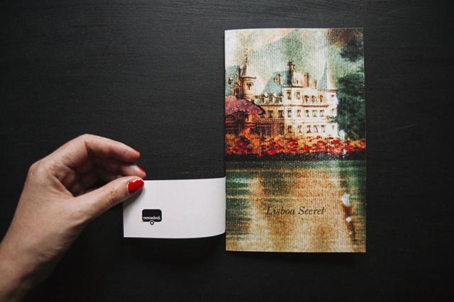 Caravanbook | Lisboa Secret | Enric Montes