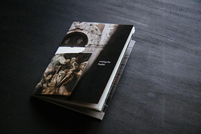 Caravanbook | Waiting for Sophie | Siena | Ana Zaragoza