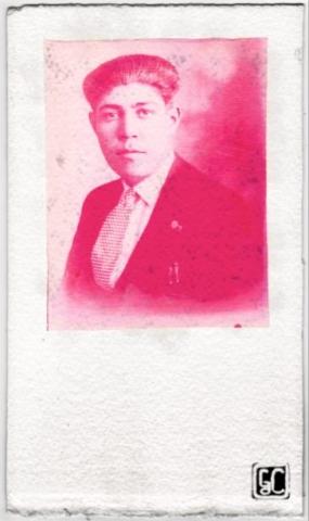 Gaetano De Crecchio | Lift Off Polaroid Zink GL10 su Carta Fabriano Artistico