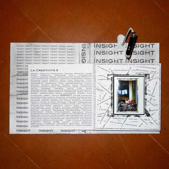 Gaetano De Crecchio | INSIGHT | Libro d'Artista