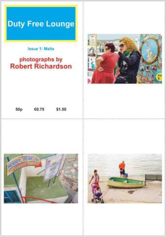 Robert Richardson   Duty Free Lounge