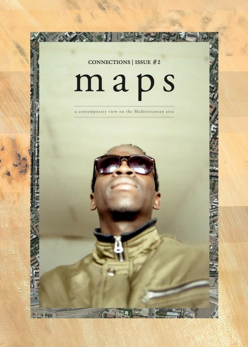Maps #02   ©Rumore Pair (Domenico d'Alessandro & Maria Palmieri)