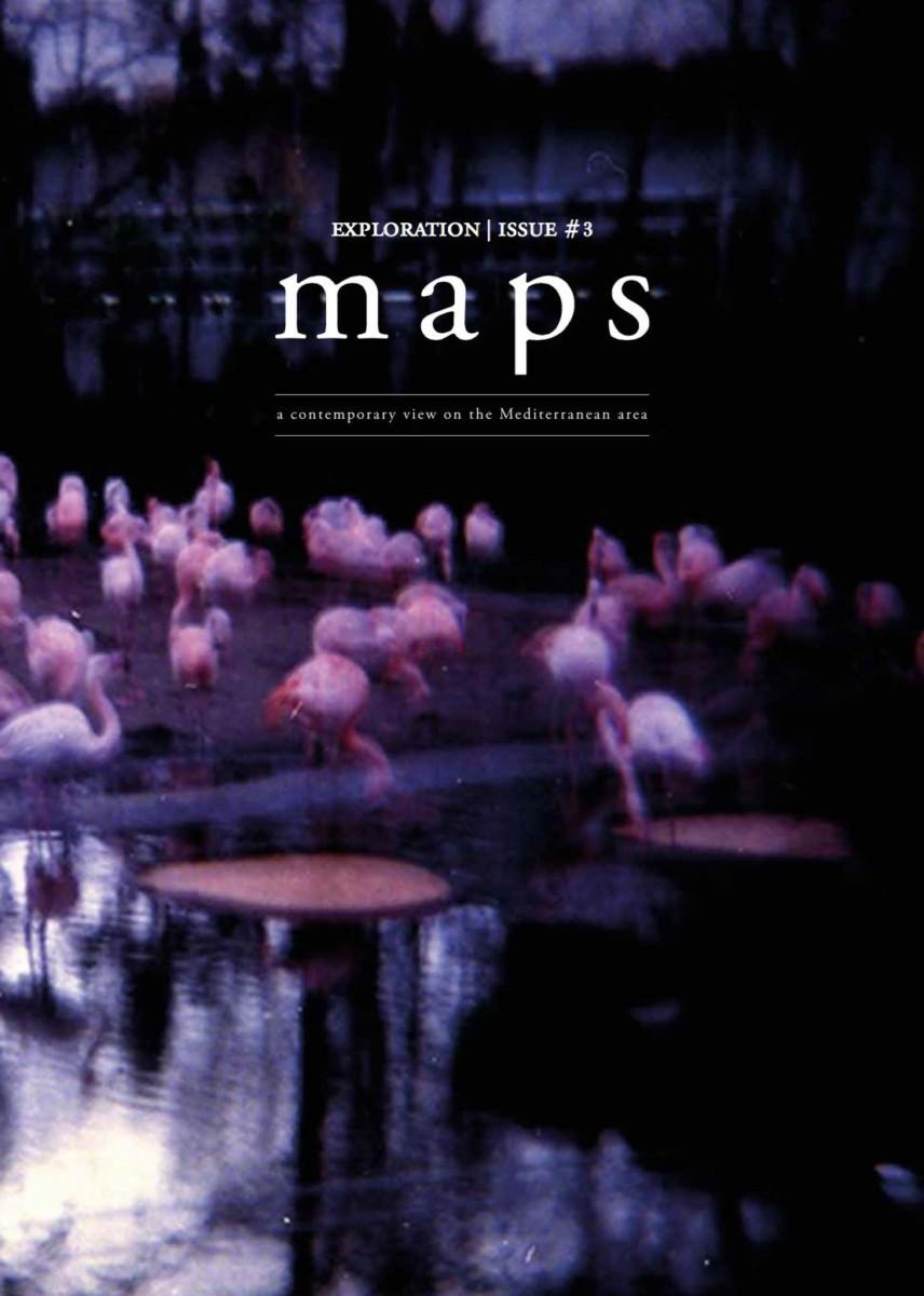 Maps #03 | ©Zoe Zipela